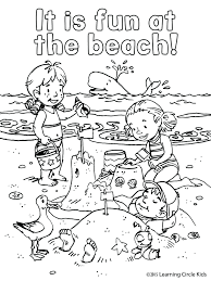 summer c coloring pages 100 images a unit lessons links ideas