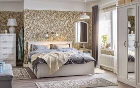 chambre lit chambre à coucher ikea
