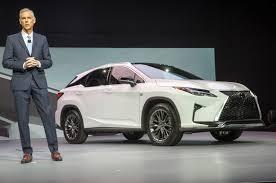 lexus xe hay vì sao mới ra mắt lexus rx 200t 2017 đã bán chạy nhất thị trường