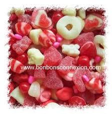 Valentine Candy Wholesale Fruit Sours Pink Grapefruit Balls Boules Sures Pamplemousse Rose