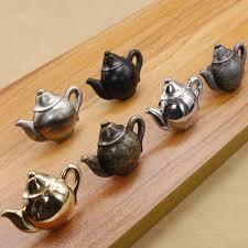 teapot dresser knob drawer knobs pulls handles kitchen cabinet