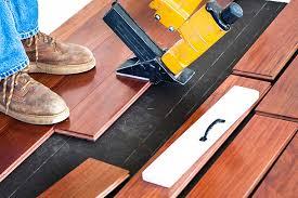 Engineered Hardwood Flooring Installation Installation Esquire Interiors