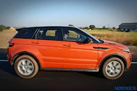 range rover diesel range rover evoque 2 2 diesel review bling thing motoroids