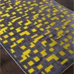 Yellow Area Rug 5x7 by Bright Yellow Area Rug Best Decor Things