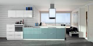 cuisine bleu citron décoration cuisine bleu gris 39 le mans 03241732 maison