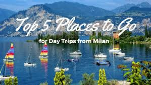 top 5 places to go for day trips from milan city airport taxis