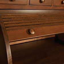 Queen Anne Office Furniture by Solid Hardwood Queen Anne Secretary Roll Top Desk Office Furniture