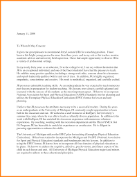 awesome collection of sample recommendation letter from academic