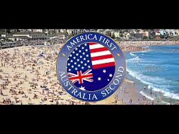 second usa america australia second australia welcomes in his