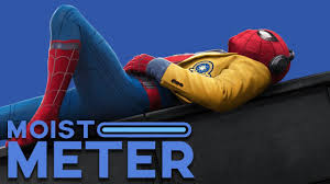 spider man moist meter spider man homecoming youtube