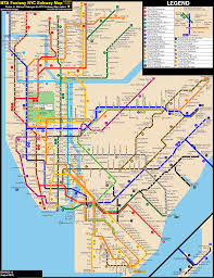 Train Map New York by Nyc Subway Fantasy Map Revision 19 Late Nights By Ecinc2xxx On