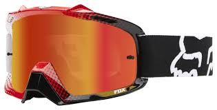 fox motocross gear 2014 fox racing airspc 360 race goggles revzilla