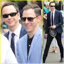 jim parsons new york jim parsons todd spiewak marry in new york city jim parsons