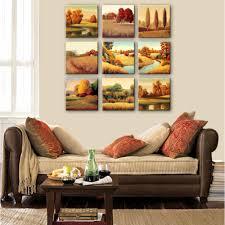 online get cheap oil painting autumn sceneries aliexpress com