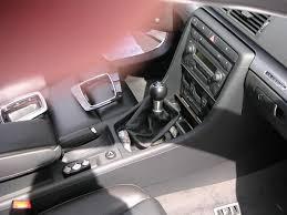 audi center b6 a4 s4 interior trim removal