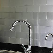 Aspect Peel And Stick Backsplash by Stick On Kitchen Backsplash Kitchens Design