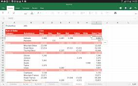 How To Do A Simple Spreadsheet Microsoft Excel For Android Download