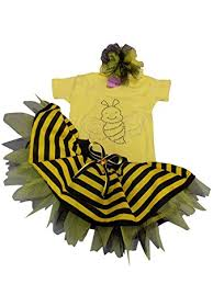 baby bumble bee fancy dress baby suite tutu u0026 headband newborn
