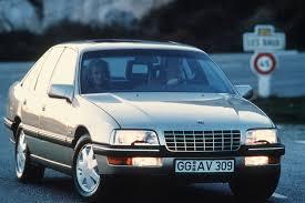 B Otisch Oberklasse Klassiker Opel Senator Und Opel Monza
