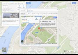 Google Maps Embed Embed Google Maps On Your Blog Or Site Blodger