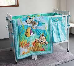 Nemo Bedding Set 8 Pieces Crib Baby Bedding Set Finding Nemo Baby Nursery Cot Ropa