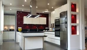 creance pour cuisine creance pour cuisine finest modle de cuisine en u mineral bio with