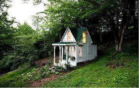 tiny home cabin coolest cabins victorian tiny house