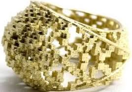 3d printed gold jewellery 3d printing gold ring jewelry baraboux 3d printing