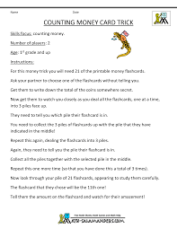 counting money games