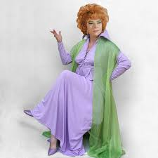 endora costume size xl made to order custom hemmed bewitched