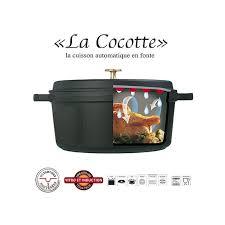 cuisine cocotte en fonte cocotte ronde staub cocotte fonte ronde 22cm
