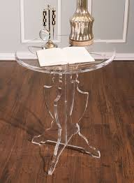 Acrylic Accent Table Popular Of Acrylic Accent Table With Stylish Acrylic Accent Table