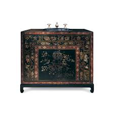 Bathroom Vanity Chest by A Selection Of Asian Bathroom Vanities For A Relaxing Asian Style