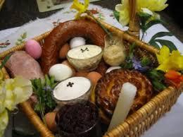 beautiful easter baskets ukrainian easter basket beautiful tradition