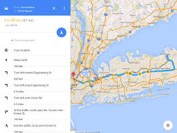 Stony Brook Map App Highlight Google Maps Mobile Digital Now