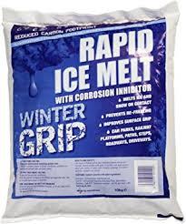 ice melt rim10kg rapid 10 kg amazon co uk car motorbike