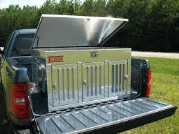 Truck Bed Dog Kennel Dog Crate For Pickup Truck Custom Extreme Dog Travel Crate For