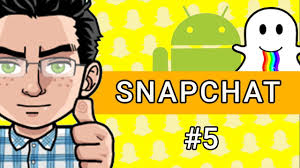 snapchat app for android make an android app like snapchat part 5 preview