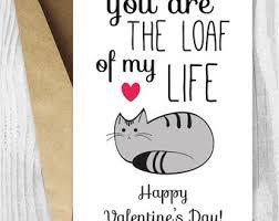 cat loaf card etsy