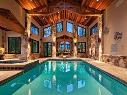 Interior Swimming Pool Houses 116 Best Fabulous Indoor Pools Images On Pinterest Architecture
