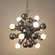 Atom Chandelier 169 Up And Atom Chandelier In Ceiling Lights The Land Of Nod