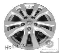 nissan altima 2015 lug pattern nissan 62718s oem wheel 403003ta1a oem original alloy wheel