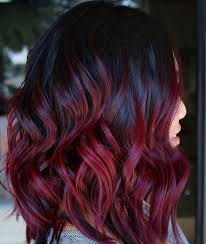 hair color for black salt pepper color wants to go blond the 25 best wine colored hair ideas on pinterest wine red hair