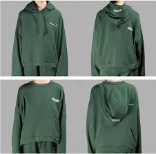 2017 vetements hoodie vetements oversize hoody 2016 spring new