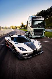 koenigsegg australia volvo trucks vs koenigsegg my life at speed