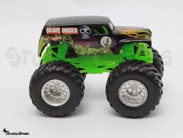 grave digger monster truck remote control rc new bright jam walmartcom scale grave digger monster truck