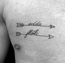name tattoos chest cover with black ink name idea golfian com