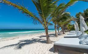 casa chic vacation rental beach house tulum mexico