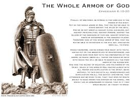 armor of god what is this 8 19 2016 message 47 hubpages