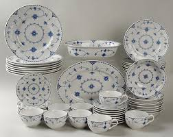 johnson brothers denmark blue 50 set at replacements ltd